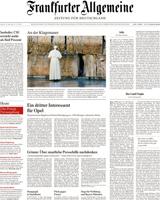 kennenlernen anzeigen lesen frankfurter allgemeine zeitung umfrage kennenlernen