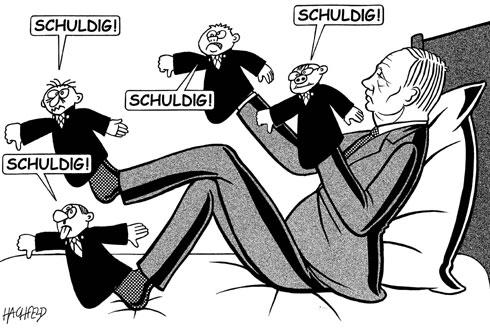 Putin lässt die Puppen tanzen - VoxEurop