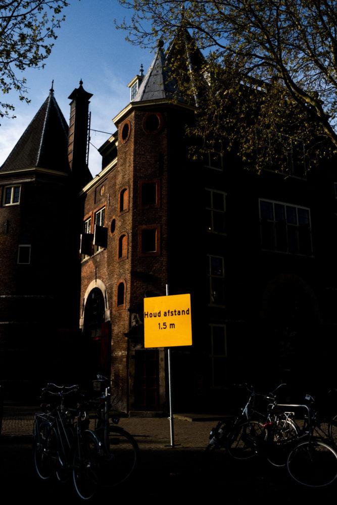 Amsterdam, April 2020.