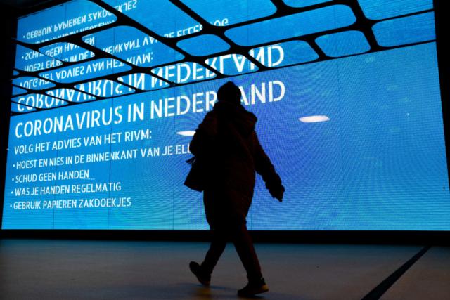 Amsterdam, März 2020.