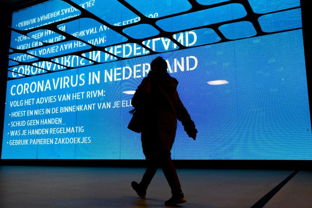 Amsterdam, March 2020.