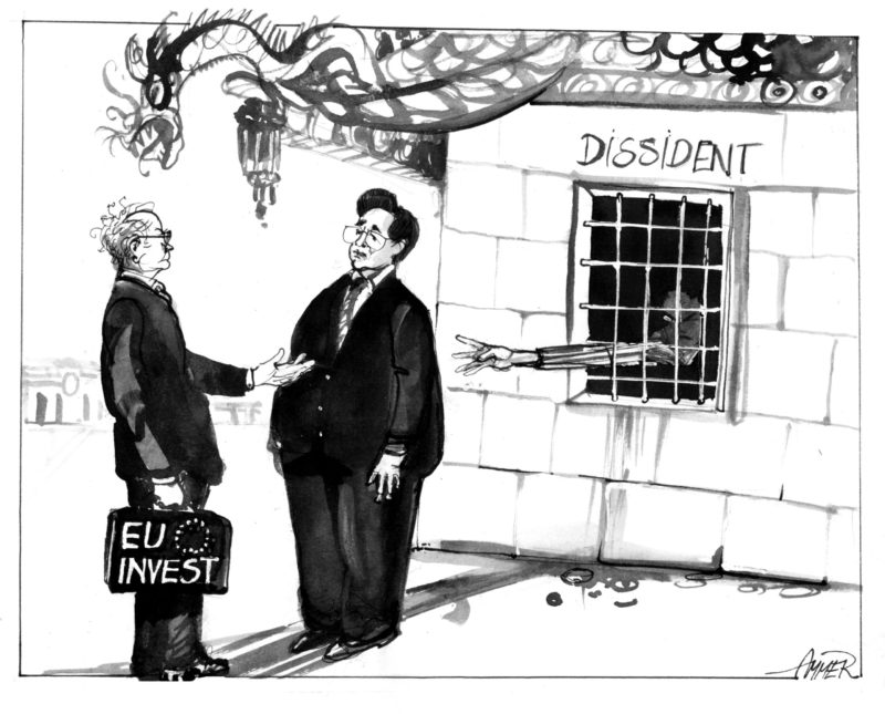 Europe needs more unity in response to China - VoxEurop