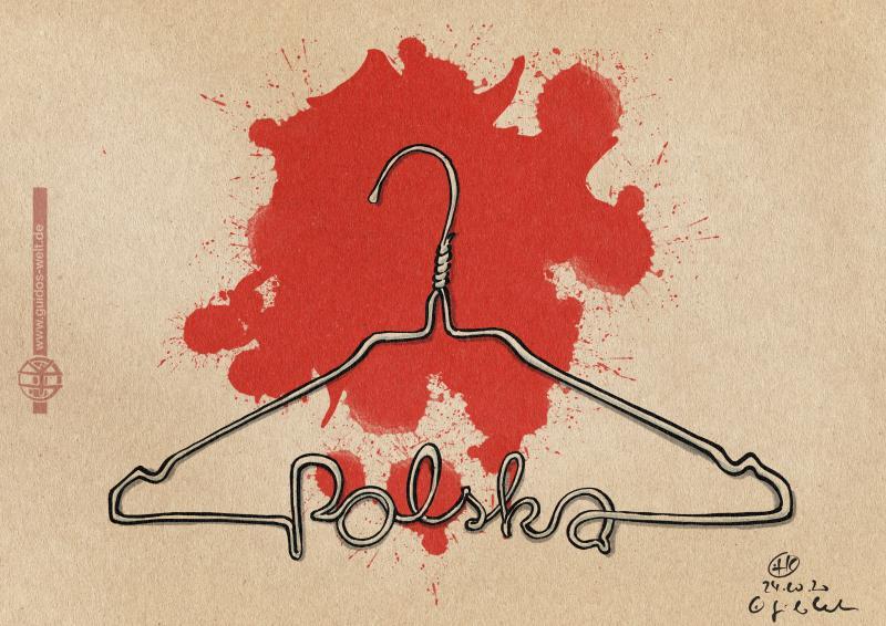 OKTOBER 2020, Guido Kuehn | Zehntausende Menschen demonstrieren seit dem 22. Oktober in Polen gegen das Urteil des Verfassungsgerichts, das die Legalisierung des Schwangerschaftsabbruchs in dem Land faktisch beendet hat.