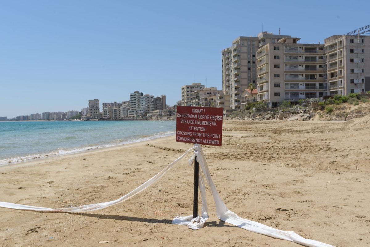 Varosha beach | Marcos Andronicou