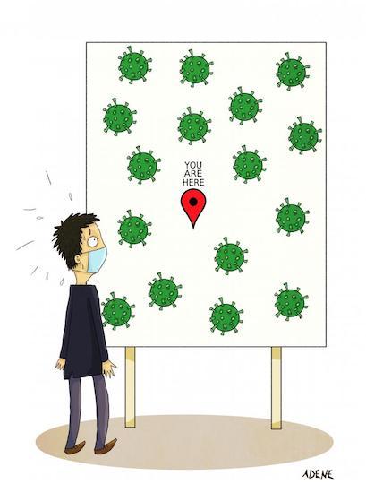 Anne Derenne  Cartoon Movement