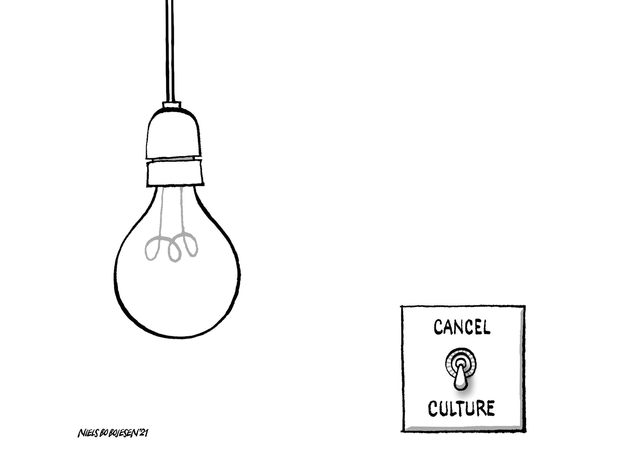 "Niels Bo Bojesen (Danemark) - ""Cancel culture"""